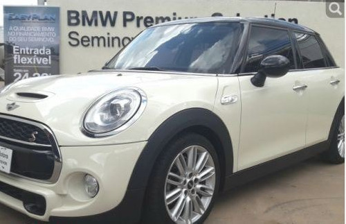 mini cooper s 2.0 s top aut. 5p