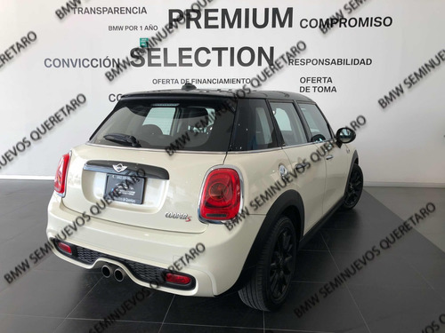 mini cooper s 2.0 salt 5 puertas at 2017