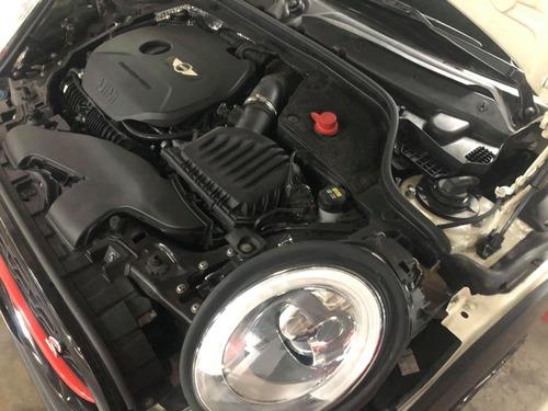 mini cooper s 2.0 turbo 16v top branco 2p automatico