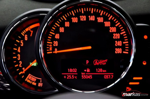 mini cooper  s 2.0 turbo 192hp 55 mil km