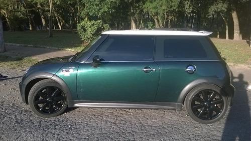 mini cooper s 2003 63 mil km 1.6 16v turbo único no brasil