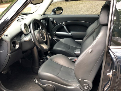 mini cooper s 6v turbo gasolina 2p automático - 2006