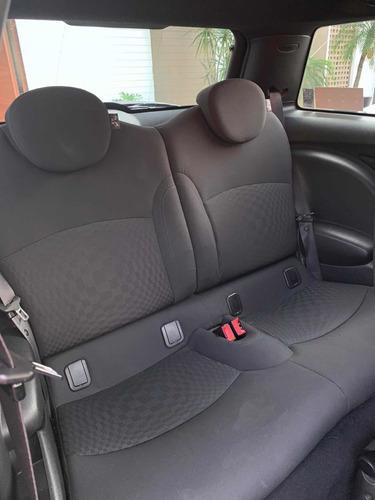 mini cooper s all black aut 2012
