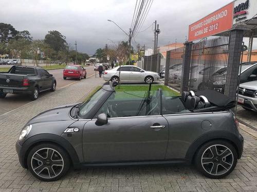 mini cooper s cabrio 1.6 16v aut (3p)