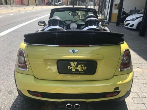 mini cooper s cabrio 1.6 16v, emi1004