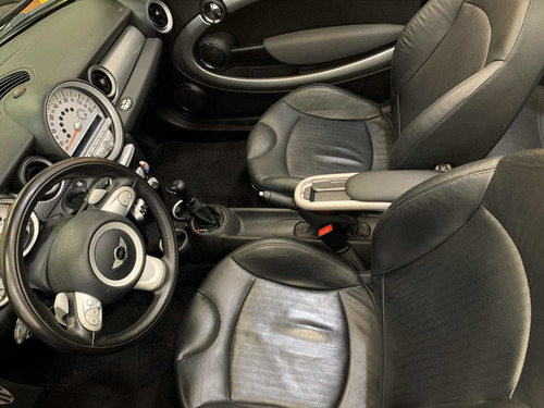 mini cooper s cabrio 2010
