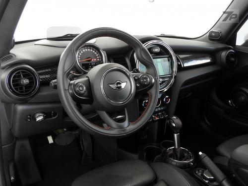 mini cooper s cabriolet 2.0 turbo automático