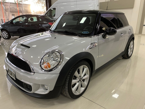 mini cooper s chili at