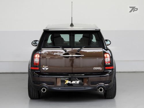 mini cooper s clubman 1.6 turbo 3p automático