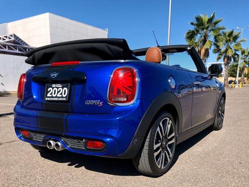 mini cooper s convertible 2020