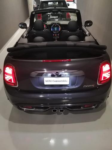 mini cooper s convertible hot chili 2019