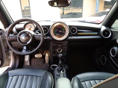 mini cooper s coupe 1.6 at - 2013 - todo revisado e original