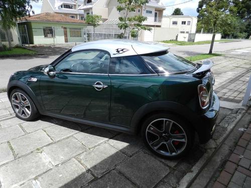 mini cooper s coupé 1.6 s aut. 2p