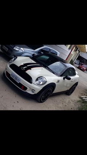 mini cooper s coupé 1.6 s aut. 2p (estoque)