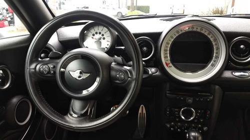 mini cooper s coupé 1.6  turbo gasolina 2013
