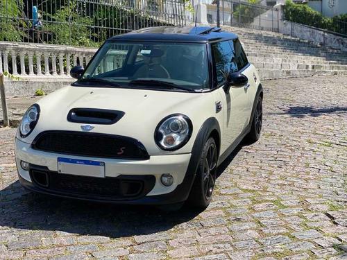 mini cooper s coupé 2012 1.6 s aut. 2p