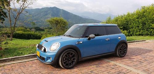mini cooper s edición especial 184 hp