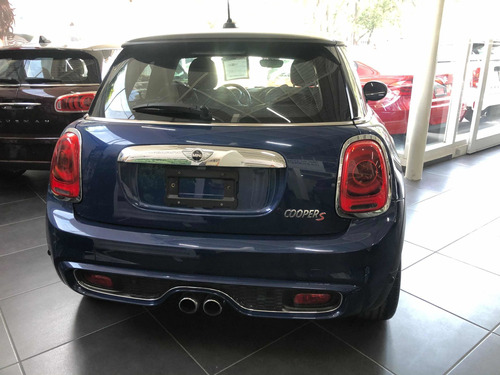 mini cooper s hot chilli