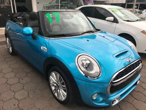 mini cooper s hot chilli convertible