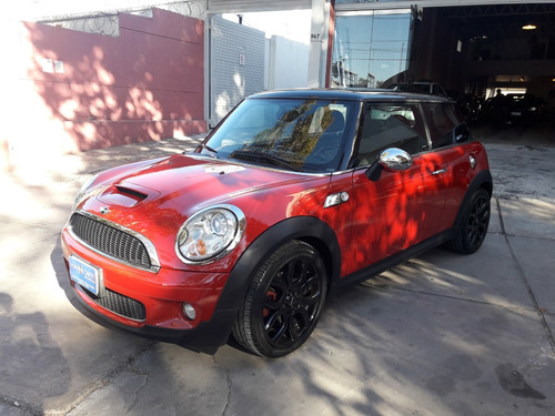 mini cooper s hot peaper t 2009