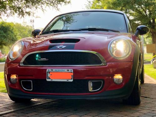 mini cooper s jcw coupe 211cv