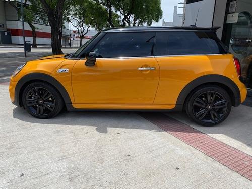 mini cooper s jcw look 3 puertas 2018