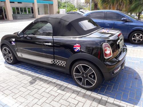 mini cooper s roadster 1.6 s top aut. 2p 2014