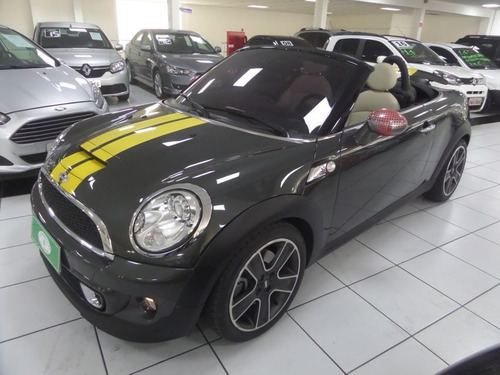mini cooper s. roadster 1.,6 turbo