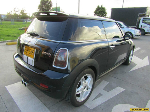 mini cooper s turbo