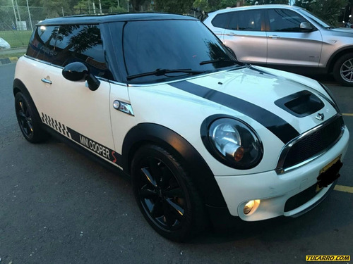 mini cooper s turbo at 1600cc