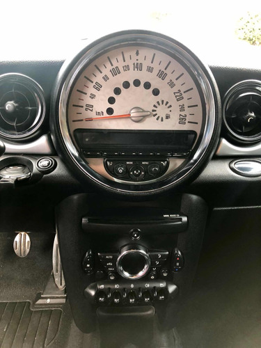 mini cooper s turbo estandar 6vel factura original 2 llaves