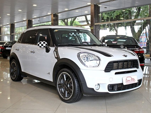 mini cooper scyman 1.6 all4 automático 2011