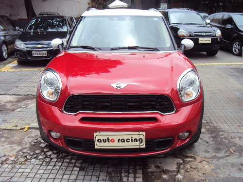 mini cooper scyman all 4 ano 2014