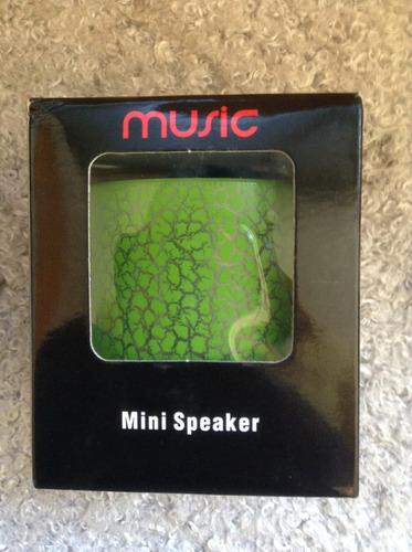 mini cornetas speaker bluetooth inalambrica.