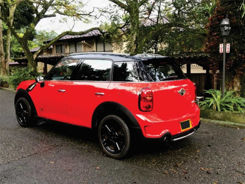 mini country man s 4x4 all