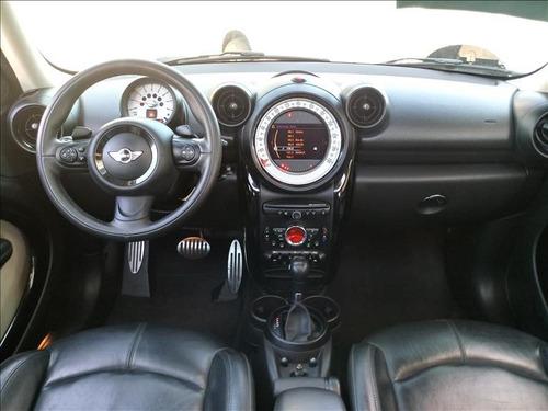 mini countryman 1.6 s all 4 4x4 16v gasolina 4p automatico