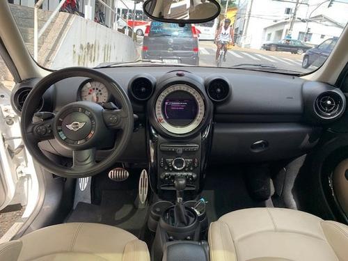 mini countryman 1.6 s all4 4x4 16v 184cv turbo 2014