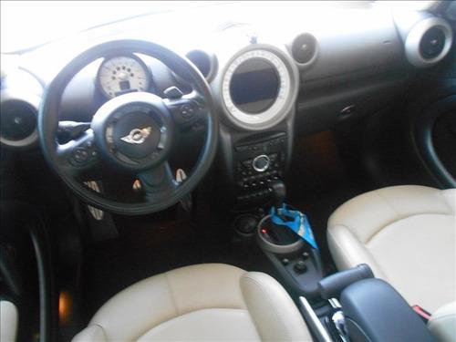 mini countryman 1.6 s all4 4x4 16v 184cv turbo