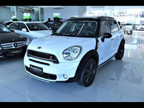 mini countryman 1.6 s all4 4x4 16v 184cv turbo gasolina 4p