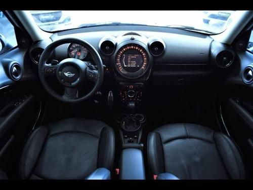 mini countryman 1.6 s all4 4x4 16v 184cv turbo gasolina 4p