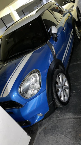 mini countryman 1.6 s all4 aut. 5p 2011