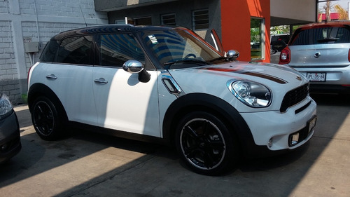 mini countryman 1.6 s hot chili at