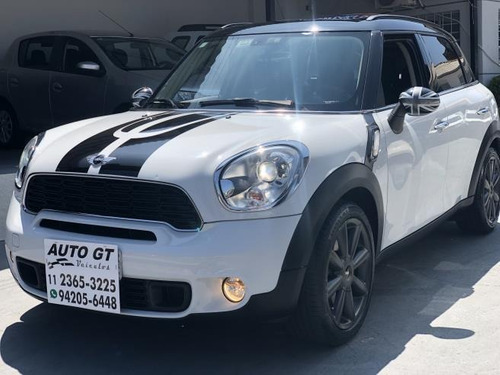 mini countryman 1.6 s top automatico c/ teto solar