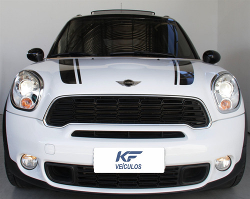 mini countryman 1.6 s turbo 16v 184cv gasolina 4p