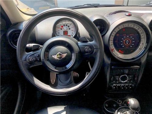 mini countryman 1.6 s turbo 16v 184cv gasolina 4p automático