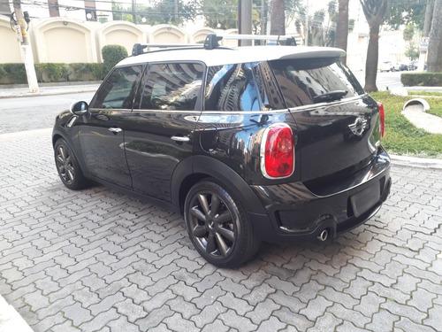 mini countryman 1.6 s turbo 2013 blindado
