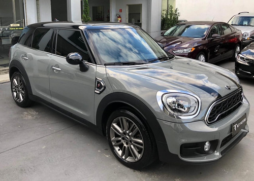 mini countryman 2.0 16v twinpower turbo gasolina cooper s