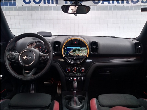 mini countryman 2.0 16v twinpower turbo gasolina john cooper