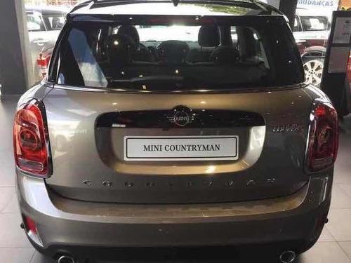 mini countryman 2.0 s aut. 5p 2019