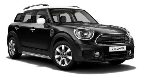 mini countryman cooper lapisluxury blue / blanco 0km